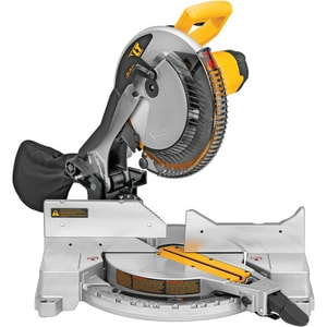 Dewalt 15A 12 in. Compound Miter Saw DDW715