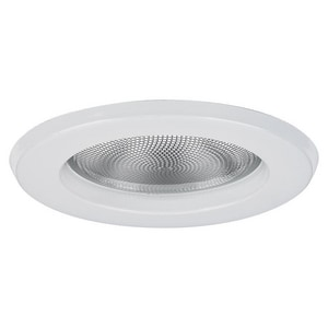 lightolier lytecaster 5 in wet location reflector trim 1084wh