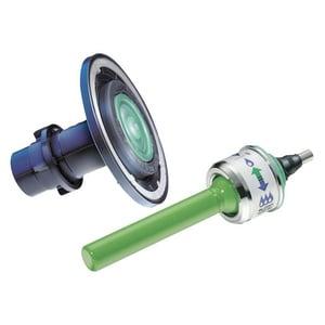 Sloan Valve Waterfree® WES-213 Dual Flush-Handle/Diaphragm Kit Chrome;Green S3372004