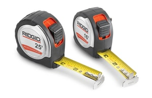 Ridgid 25 ft. x 1 in. Lock Tape R20218