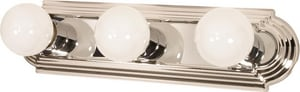 Nuvo Lighting 3 Light 18 in. Vanity Polished Chrome N60296