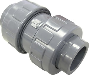 FNW CPVC True Union Ball Check Valve Viton FNW355V