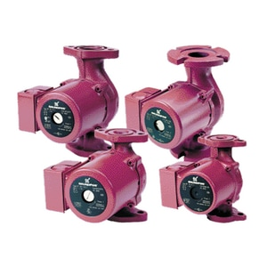 Grundfos UP UP15-18B7/TLC 1/25 HP 115V Bronze Circulator Pump G59896230