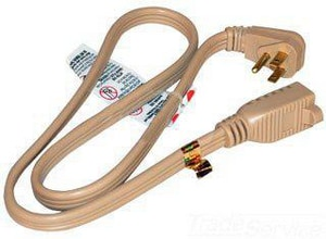 Motors & Armatures 20A  Appl Extension Cord MAR84633