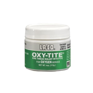 La-Co Oxy-Tite® PTFE Thread Sealant for Oxygen Services L42805