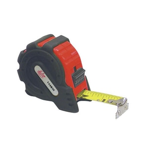 Malco 1 in. Magnetic Power Return Tape Measure MT4M
