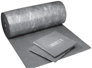 Johns Manville Linacoustic RC® 100 ft. x 1/2 x 47 in. Reinforced Coat Duct Liner JRC12471