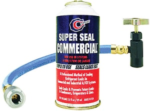 Cliplight Manufacturing Super Seal Advanced™ 5 Tons HVAC Commercial Sealant C948KIT