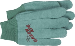 Boss Manufacturing Ape Fleece Glove Jumbo in Green B313