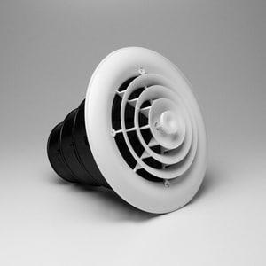 Rectorseal Airtec® 6 in. Round Ceiling Diffuser REC81901