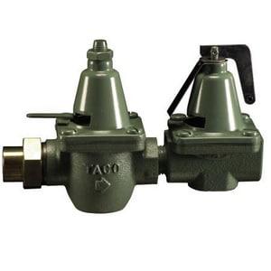 Taco NPT Sweat Cast Iron Fast FILL Dual Unit T3343