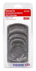 Reed Manufacturing PVC Deburring Tool R04430