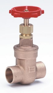 Milwaukee Valve 125# Bronze Sweat Non-Rising Stem Bonnet Gate Valve M115