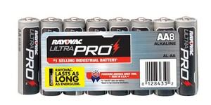 Spectrum Brands AA Shrink Wrapped Alkaline Battery RALAA