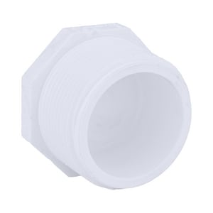 Schedule 40 Threaded PVC Plug P40TP
