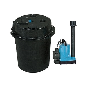 Little Giant Pump Drainosaur® Automatic Utility Pump System L505055