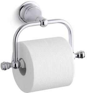 Kohler Revival® 8-1/8 in. Wall Mount Toilet Tissue Holder K16141