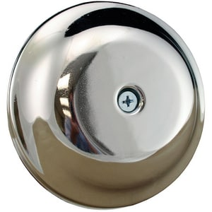 Jones Stephens Bell Cleanout Cover Plate Chrome JC9600