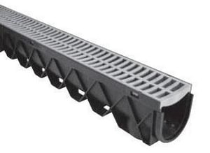Fernco 39-1/2 in. One Motor Storm Drain Channel FFSDGP3G