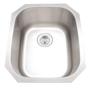 PROFLO® Single Bowl Undercounter Kitchen Sink PFUS303
