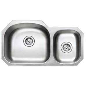 PROFLO 16 x 18 in. Undercounter Kitchen Sink PFUO901