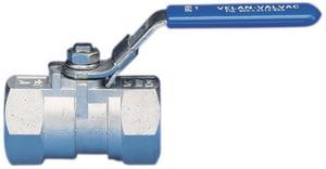 Velan Valve 1-Piece Threaded Stainless Steel Reduced Port Isolation Ball Valve VSL0313SSGA