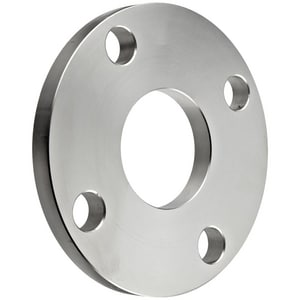 Threaded 150# Flat Face Carbon Steel Forged Flange DFFTF