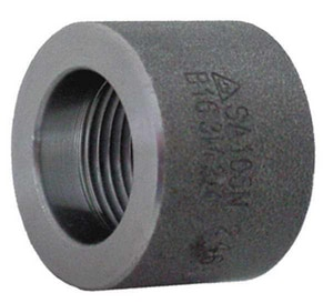 6000# Threaded Straight Carbon Steel Forged Coupling FS6TC