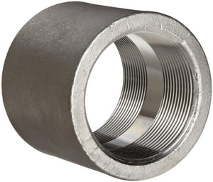 Threaded 3000# 316L Stainless Steel Reducing Coupling IS6L3TC