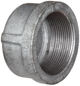 150# Galvanized Malleable Iron Cap IGCAP