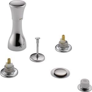 Delta Faucet Classic 2.2 gpm Bidet Faucet (Less Handle) D44LHP