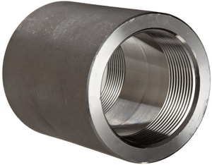 Threaded 3000# 304L Stainless Steel Coupling IS4L3TC