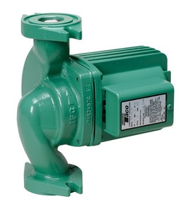 Taco 1/8 hp Cast Iron Circulator Pump with IFC T0012F4IFC