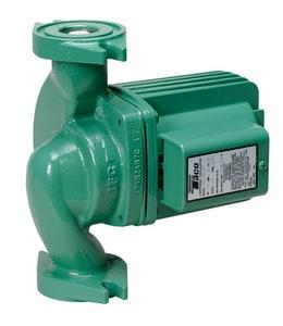 Taco 1/8 hp Cast Iron Circulator Pump with IFC T0012F4IFC