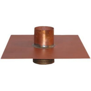 Thunderbird Copper No-Hub Overflow Roof Drain TOF2NH