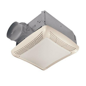 Broan Nutone Fluorescent Light & Fan N769RFT
