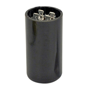 Motors & Armatures Blue Box™ 108 mfd 330V Round Start Capacitor MAR11962