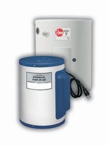 Rheem Energy Miser® 10 gal. 120 V 2 kW Single Phase Water Heater RPROE101615301