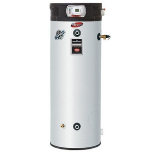 Bradford White Commercial Natural Commercial Water Heater ASME BEF100T300E3NA