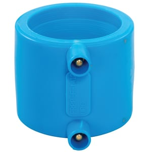 Orion Fittings Rionfuse CF® Socket Straight Clamp Free Plastic Coupling ORFCFC