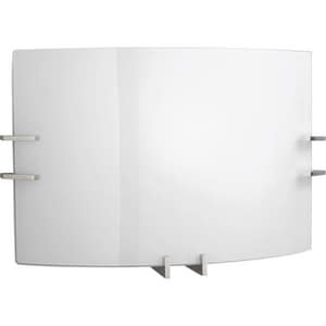 Progress Lighting 60 W 1-Light Medium Wall Sconce PP7045