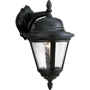 Progress Lighting Westport 9 in. 100W 1-Light Medium Wall Lantern PP5863