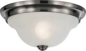 Murray Feiss Industries Vista 75W 1-Light 120V Flushmount Ceiling Fixture MFM250