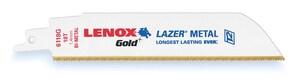 Lenox 18 TPI 118G Arc Gold Reciprocating Blade L210956118GR