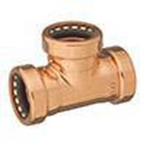 Elkhart Products Corporation Copper Tee CQT