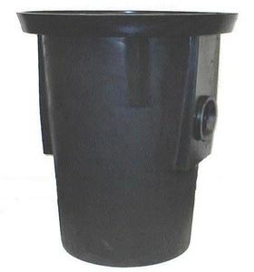 22 in. Recess Roll Top Polyethylene Basin TB22001RRT