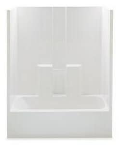 Everyday Gelcoat Tub and Shower A260330LBK