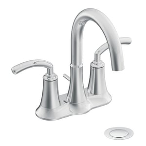 Moen Icon™ Centerset Lavatory Faucet with Lever Handle MS6510