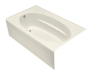 Kohler Windward® 60 x 42 in. Alcove Bathtub K1113-LA