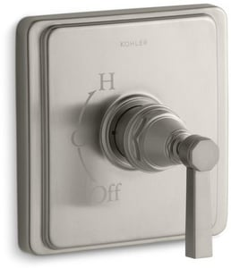 Kohler Pinstripe® Pressure Balancing Valve Trim with Single Lever Handle KT13135-4A